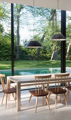WAN INTERIORS:: Puckeridge House by Johnson Naylor LLP in Surrey