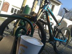 Coffee stop :)