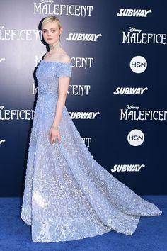 Elle Fanning  - 'Maleficent' World Premiere