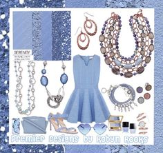 2016 Spring Pantone Colors with Premier Designs Jewelry