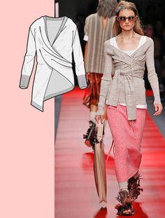 Bourgeoise, Flamboyant, Impression, Survivalist SS17 | Womenswear| Development | Knit | 5forecastore