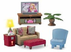 1 6 Scale Dollhouse Accessories