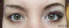 Miss Vay | Blog beauté québécois: Maquillage pour corriger les paupières tombantes