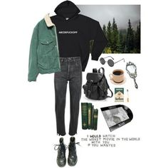 I need this hoodie - outfit ideas - # hoodie # Ideas - - Mode Outfits, Grunge Outfits, School Outfits, Trendy Outfits, Winter Outfits, Fashion Outfits, Fashion Mode, Grunge Fashion, Womens Fashion