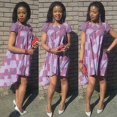 Top Ten Stylish Ankara Dresses for African Woman   Dabonke