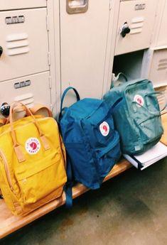 50 fun and stylish back to school backpacks 10 Mochila Kanken, Kanken Backpack, Aesthetic Backpack, Back To School Backpacks, Cute Backpacks, School Supplies, Vsco, Cute Outfits, Stylish