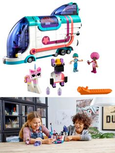 Promotie joc LEGO Movie Petrecere pop-up in autobuz – 33% Reducere de Pret