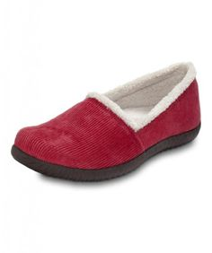 Amazon.com: Orthaheel Womens Geneva Slipper: Shoes