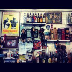 Bar do Mineiro, Santa Teresa. Rio de Janeiro
