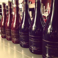 - Louis Baisinbert's wines -