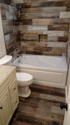 Remodel rustic Customer Bathroom Remodel Are you keen roughly remodeling your bathroom? Bathroom Red, Bathroom Interior, Basement Bathroom, Bathroom Ideas, Shower Bathroom, Vanity Bathroom, Budget Bathroom, Bathroom Storage, Small Cabin Bathroom