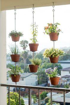 Votre petit balcon urbain partie 2 : verdir! - TPL