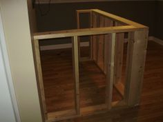 How to Build a Bar   How To Build Your Own Home Bar   Milligan's Gander Hill Farm
