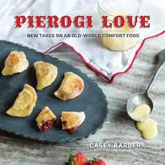 A new cookbook! Pre-