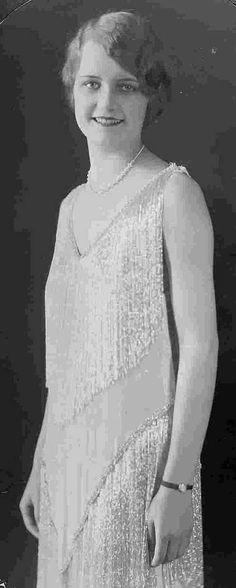 Lois Delander, Miss America 1927.