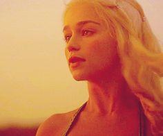 Daenerys Targaryen, Dragon's mother, the last dragon, Game of Thrones