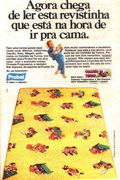 Colchão da Turma - Probel (1973)