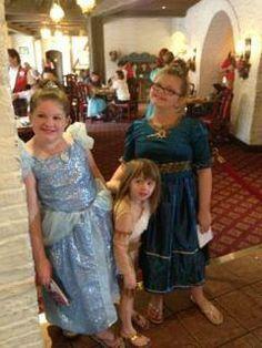 Princesses in waiting...