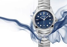Online platform to discover information on latest watch models, trends and happenings from the luxury watch and related industries. Fashion Watches, Women's Fashion, Latest Watches, Watch Model, Affordable Fashion, Omega Watch, Editorial, Waves, Luxury