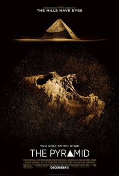 Poster from the movie The Pyramid.