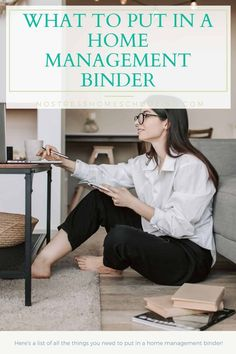 Ever wondered what a home management binder was or what to put it in? This post will help you put your own home binder together. Binder Dividers, Home Binder, Household Binder, Meal Planning Printable, Home Management Binder, Plastic Design, Smart Girls, Girl Guides, Budgeting Tips