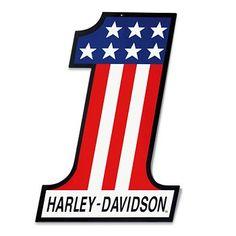 harley davidson 1 logo - Google Search