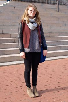 Winter Street Style Photos - Outfits for Cold Weather