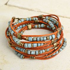 Tahoe 5 Wrap | Free Wrap Bracelet Project Tutorial | Beadshop.com