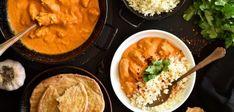 Recept: Kuře v kešu omáčce Garam Masala, Whole 30, Low Carb Keto, Lchf, Poultry, Curry, Yummy Food, Chicken, Ethnic Recipes