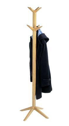 ☑ Item #1: Wenko Standgarderobe Bambus