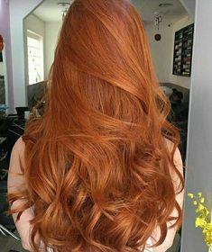 #cabeloruivo #ruivoacobreado