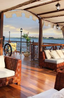 "Nile Cruise (like in ""Death on the Nile"" :D)"