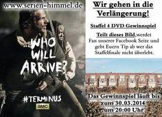 The Walking Dead Staffel 4 #DVD #Gewinnspiel #twd