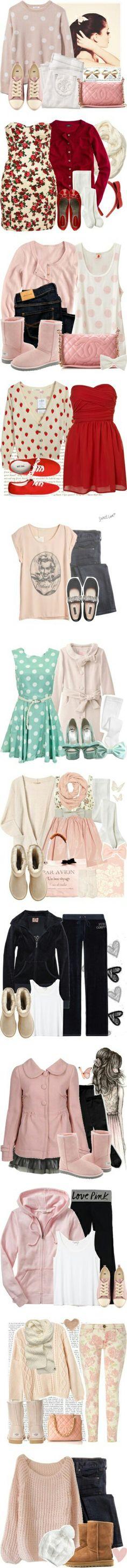 Fashion- I like the majority of these