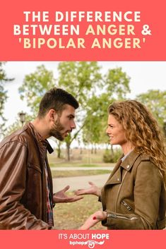 "The majority of people with bipolar disorder have experienced ""bipolar anger,"" a level of rage outside the ""normal"" range. But, what exactly is it? People With Bipolar Disorder, Living With Bipolar Disorder, Anxiety Disorder, Mental Disorders, Bipolar Awareness, Mental Health Awareness, Fighting Couples, Fighting Quotes, Bipolar Symptoms"