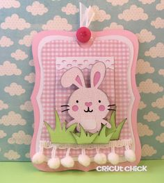 create a critter- one day I will have a cricut AND time to use it!