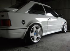 Ford escort RS turbo - mint condition