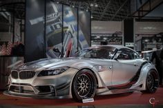 Z4 BMW Stance | BMW Z4 by Varis Japan. | StanceNation™ // Form > Function