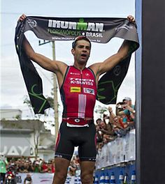 Ironman Champion and former Navy man, Timothy O'Donnell