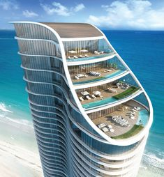Top-Floor Penthouse at Ritz-Carlton Sunny Isles Sells for $16.5M - Curbed Miamiclockmenumore-arrownoyes : With a giant terrace