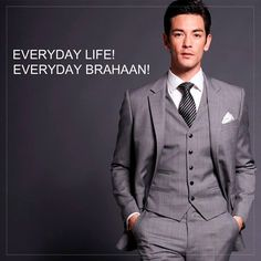 Fashion is the armor to survive the reality of Everyday Life! #BrahaanbyNarains #BespokebyBrahaan