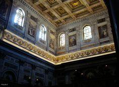 San Pablo Extramuros. Roma Italia.