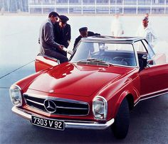 Mercedes-Benz 230SL (W113)
