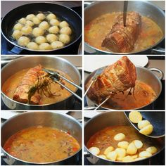 Bouquet Garni, Sin Gluten, Side Dishes, Pork, Meat, Cooking, Puff Pastry Recipes, Easy Food Recipes, Sweets
