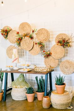Desserts by Hey There Cupcake Backdrop by Penelope Pots Floral Design Styling by Golden Arrow Events and Design Deco Floral, Floral Design, Paisley Design, Paisley Pattern, Decoration Inspiration, Wedding Decorations, Table Decorations, Event Decor, Wall Decor