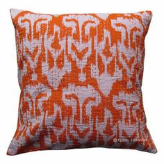 Love the color, design which makes different to others. Lovely pillow!