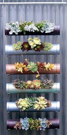 Handmade flower bed design ideas.