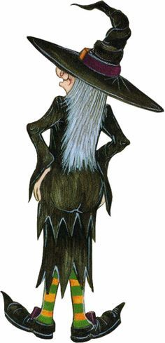 witch.quenalbertini: Halloween witch