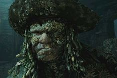 A gallery of images of crew members who served aboard the Flying Dutchman. Images are largely...