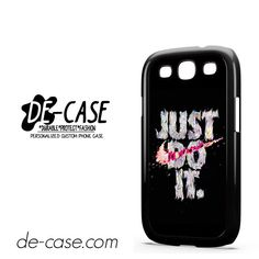 Just Do It DEAL-6007 Samsung Phonecase Cover For Samsung Galaxy S3 / S3 Mini